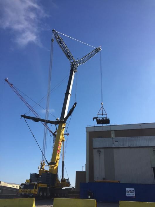 WTE Cranes