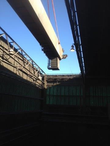 Ladle / Hot Metal Cranes